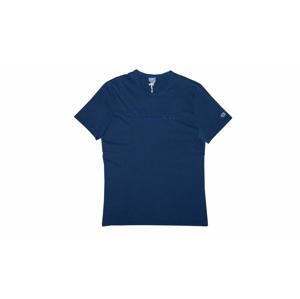 Champion Crewneck T-Shirt-M modré 213088-BV501-INDI-M