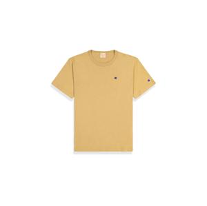 Champion Crewneck T-Shirt svetlohnedé 215341_F20_MS057 - vyskúšajte osobne v obchode