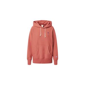 Champion Hooded Sweatshirt oranžové 113350_F20_RS045 - vyskúšajte osobne v obchode