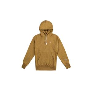 Champion Hooded Sweatshirt svetlohnedé 214941_F20_YM501 - vyskúšajte osobne v obchode