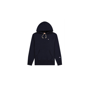 Champion Reverse Weave Hoodie modré 215214-F20-BS551 - vyskúšajte osobne v obchode