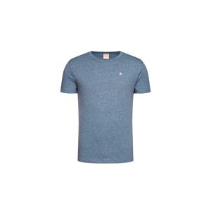 Champion Reverse Weave Melange T-shirt  červené 214942_F20_BM514 - vyskúšajte osobne v obchode