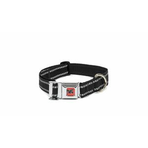 Chrome Industries Mini Buckle Dog Collar čierne AC-123-BK - vyskúšajte osobne v obchode