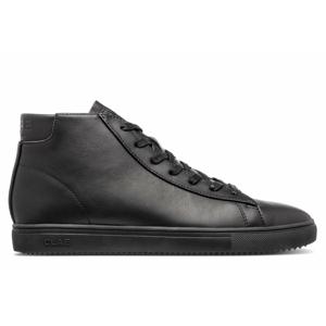 Clae Bradley Mid Tripple Black Leather čierne CL21ABM01-BBL - vyskúšajte osobne v obchode
