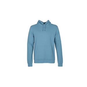 Colorful Standard Classic Organic Hood modré CS1006-SB - vyskúšajte osobne v obchode