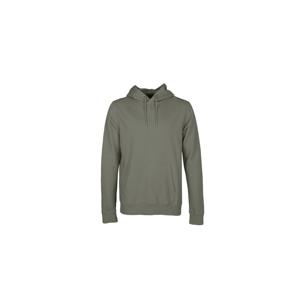 Colorful Standard Classic Organic Hood zelené CS1006-DO - vyskúšajte osobne v obchode