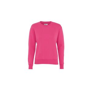 Colorful Standard Women Classic Organic Crew ružové CS2052-BG - vyskúšajte osobne v obchode