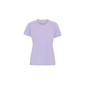 Colorful Standard Women Light Organic tee fialové CS2051-SL - vyskúšajte osobne v obchode