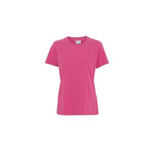 Colorful Standard Women Light Organic tee ružové CS2051-BP - vyskúšajte osobne v obchode