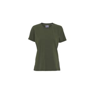 Colorful Standard Women Light Organic tee zelené CS2051-SG - vyskúšajte osobne v obchode