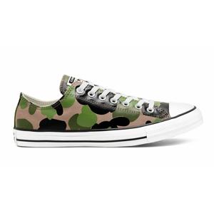 Converse Archival Camo Chuck Taylor All Star High Low Shoe zelené 166715C - vyskúšajte osobne v obchode