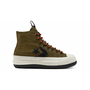 Converse Bosey MC High Top Weather Warrior Water Repellent-9 hnedé 166222C-9