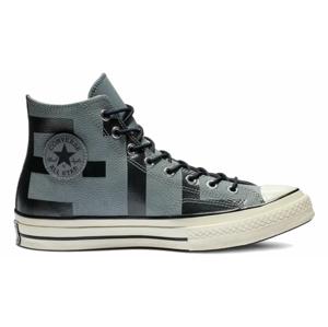 Converse Chuck 70 GORE-TEX Leather High Top šedé 163227C - vyskúšajte osobne v obchode