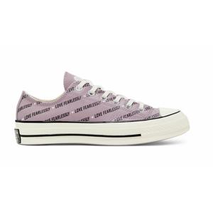 Converse Chuck 70 Love Fearlessly Low Top Shoe fialové 567154C - vyskúšajte osobne v obchode