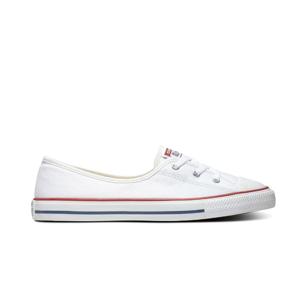 Converse Chuck Talor Ballet Lace Slip biele 566774C - vyskúšajte osobne v obchode
