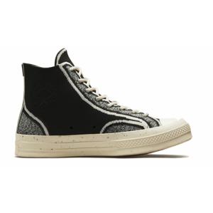 Converse Chuck Taylor 70 Renew (Knit Upper-Cold Cement)-11.5 čierne 171486C-11.5