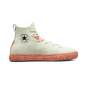 Converse Chuck Taylor All Star Crater Knit High-7.5 biele 171493C-7.5