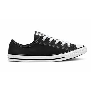 Converse Chuck Taylor All Star Dainty New Comfort Low Top čierne 564982C - vyskúšajte osobne v obchode