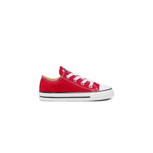 Converse Chuck Taylor All Star Infants červené 7J236C - vyskúšajte osobne v obchode