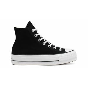 Converse Chuck Taylor All Star Lift  čierne 560845C - vyskúšajte osobne v obchode