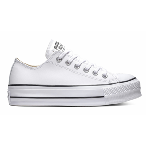 Converse Chuck Taylor All Star Lift Clean Low Top-3.5 biele 561680C-3.5