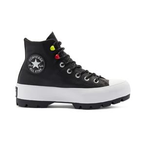 Converse Chuck Taylor All Star Lugged Winter čierne 569554C - vyskúšajte osobne v obchode