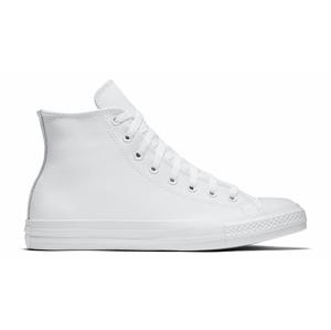 Converse Chuck Taylor All Star Mono Leather biele 1T406 - vyskúšajte osobne v obchode