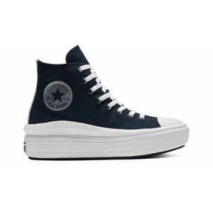 Converse Chuck Taylor All Star Move High Top čierne 570261C - vyskúšajte osobne v obchode