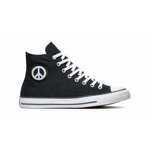 Converse Chuck Taylor All Star Peace Powered Hi čierne 167891C - vyskúšajte osobne v obchode