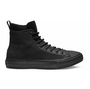 Converse Chuck Taylor All Star Waterproof Leather High Top Boot čierne 162409C
