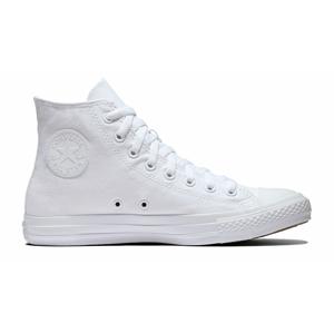 Converse Chuck Taylor All Star White Monochrome Hi W-11.5UK biele 1U646-11.5UK