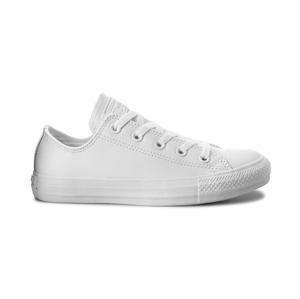 Converse Chuck Taylor Leather W biele 136823C - vyskúšajte osobne v obchode