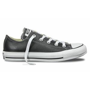 Converse Chuck Taylor Leather W čierne 132174C - vyskúšajte osobne v obchode