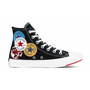 Converse Logo Play Chuck Taylor All Star High Top čierne 166734C - vyskúšajte osobne v obchode