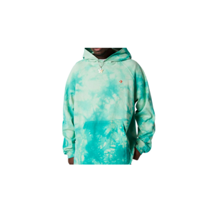 Converse Marble Pullover Hoodie  zelené 10021488-A03