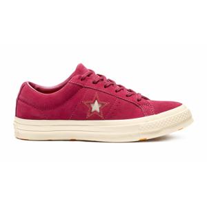 Converse One Star OX červené 163192C - vyskúšajte osobne v obchode