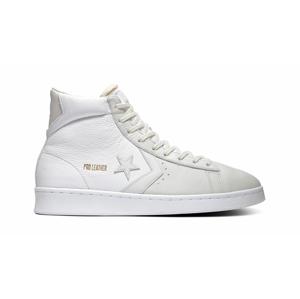 Converse Pro Leather Gold Standard Mid Top biele 167817C - vyskúšajte osobne v obchode