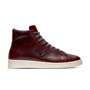 Converse Pro Leather High bordová 168750C - vyskúšajte osobne v obchode