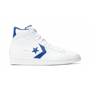 Converse Pro Leather High White biele 170359C - vyskúšajte osobne v obchode
