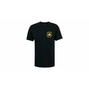 Converse Stamped Chuck Taylor All Star T-shirt-L čierne 10022042-A01-L