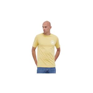 Converse Stamped Chuck Taylor All Star T-shirt L žlté 10022042-A04-L
