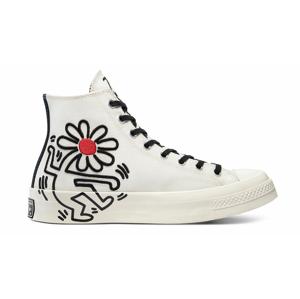 Converse x Keith Haring Chuck 70 High Top biele 171858C - vyskúšajte osobne v obchode