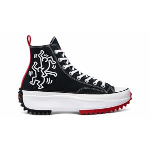 Converse x Keith Haring Run Star Hike High Top čierne 171859C - vyskúšajte osobne v obchode