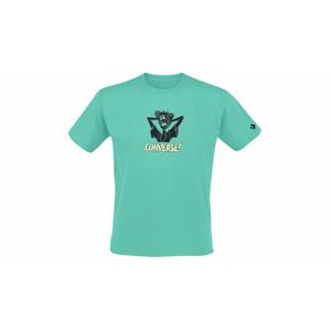 Converse x Scooby-Doo Fashion Tee zelené 10020843-A01 - vyskúšajte osobne v obchode