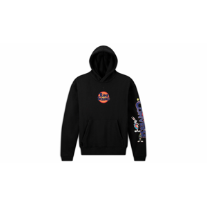Converse x Space Jam: A New Legacy Court Ready Pullover Hoodie-S čierne 10023064-A01-S
