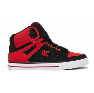 DC Shoes Pure High-Top Wc -9 červené ADYS400043-FWB-9