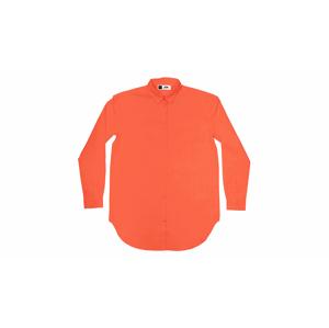 Dedicated Shirt Fredericia Coral Fusion oranžové 16738