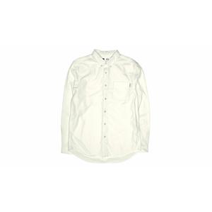 Dedicated Shirt Varberg Oxford White biele 15781
