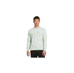 Dedicated Sweatshirt Malmoe Color Bike Mint zelené 18300 - vyskúšajte osobne v obchode