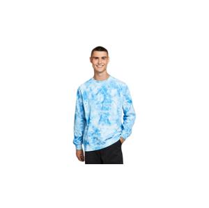 Dedicated Sweatshirt Malmoe Tie Dye Blue modré 18252 - vyskúšajte osobne v obchode